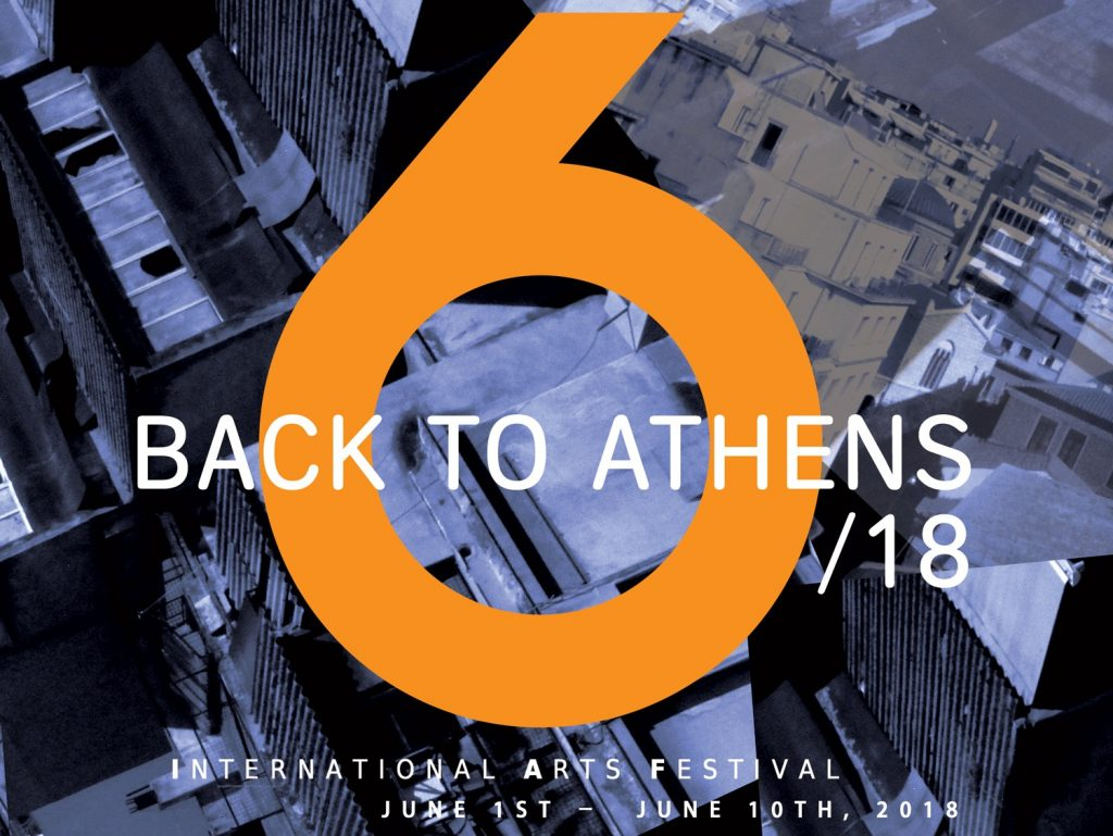 Back to Athens 6 / 2018